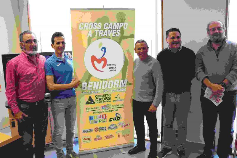 Benidorm celebra este domingo I Cross Campo a Través Doble Amor